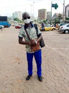 4. Freddy Namrenga i Yaounde